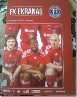 "FK ""Ekranas"" žurnalas"