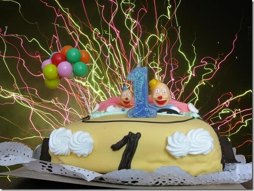 Pirmasis www.gedzis.net gimtadienis