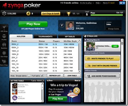 9 vieta - Texas HoldEm Poker